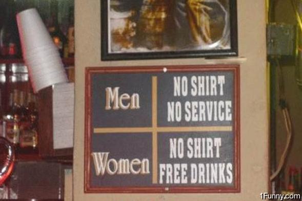 Bar Sign 1funny Com