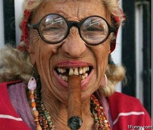 Funny Old Lady Pictures 26