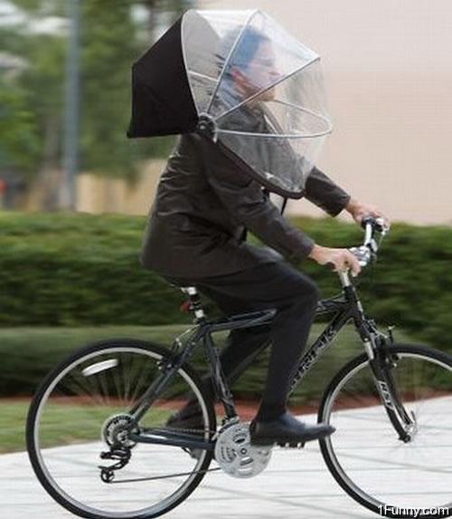 bike-umbrella
