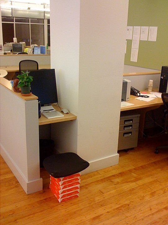 Small Office Space. Small Office Space M