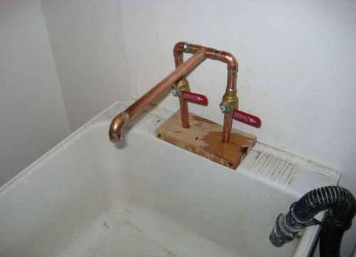 Redneck Bath Faucet 1funny Com