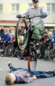 Bike Nut Crusher