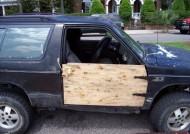 Redneck Door Repair