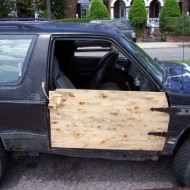 Redneck Door Repair