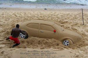 sand-car