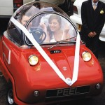 Small Car Wedding