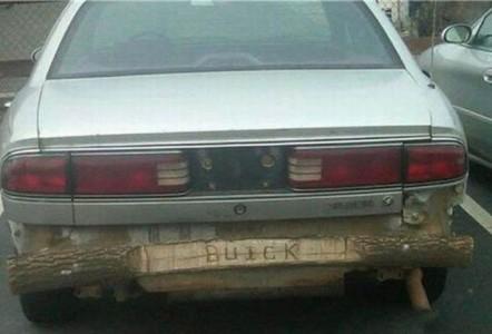 Redneck Bumper