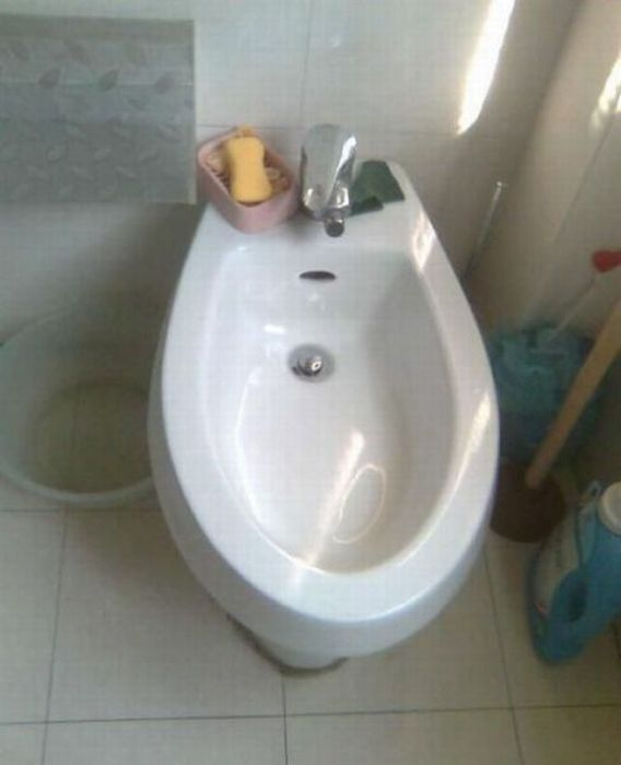 Toilet Sink : Toilet Sink -1Funny.com