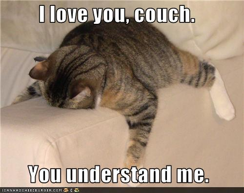 love you couch 1funny