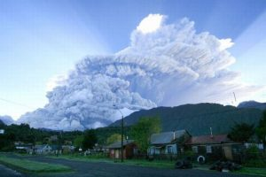 volcano-clouds