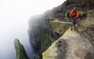 Cliff Riding