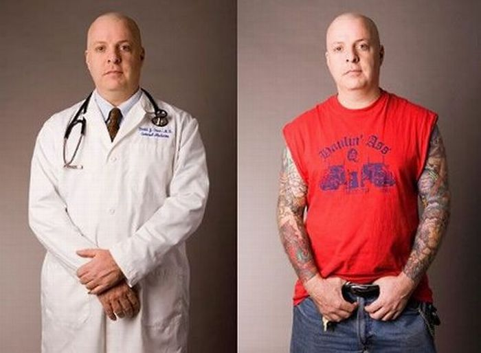 Doctors with Tattoos