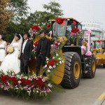 Construction Wedding