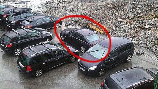 Stuck Parking
