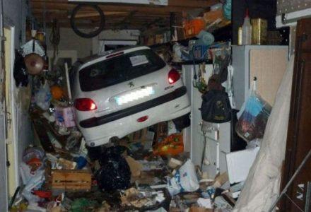 Bad Parking Garage