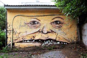 face-wall