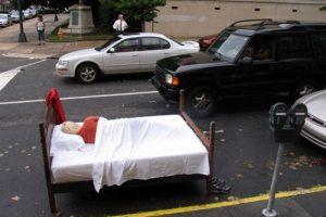 sleep-parking