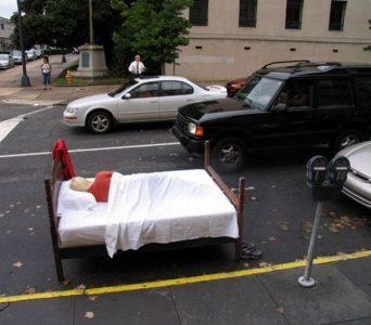 Bed Parking