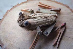 wooden-frog