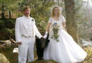 Bear at a Wedding