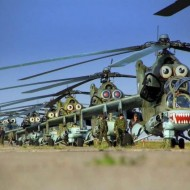 Funny Helicopters