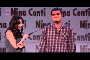 Nina Conti – Ventriloquist