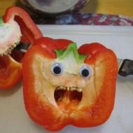 Pepper Face