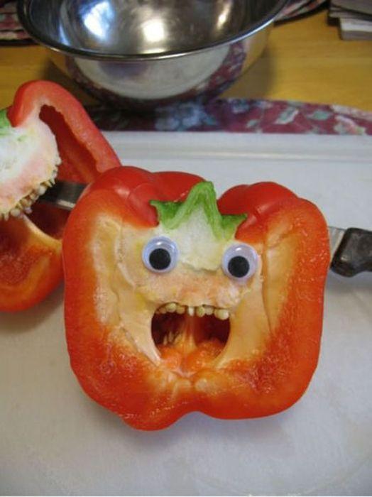Bell Pepper Baby Food