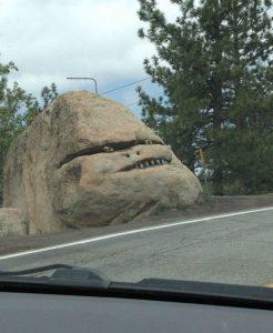 Rock Face 2