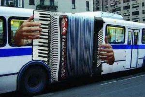 accordian-bus