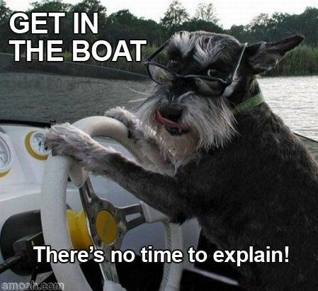 Get in the Boat