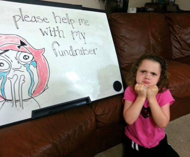 Little Girl Funny Face Meme : Little girl funny face meme