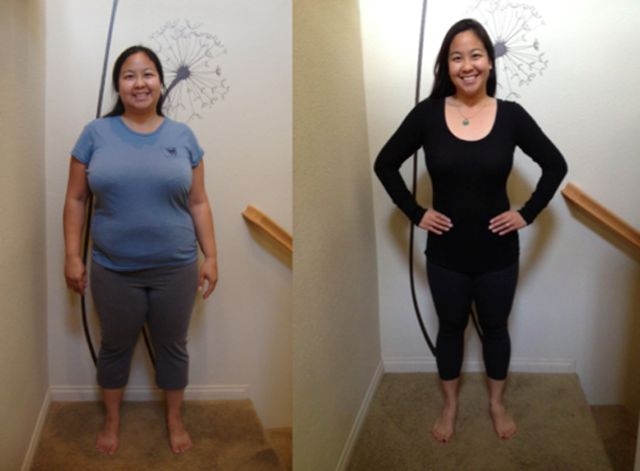 Фото похудевших звезд до и после Pohudetinfo