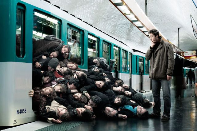 Pile on the Train