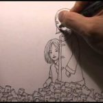 Time-lapse of an Intricate Drawing
