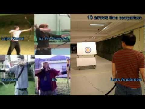 High Speed Archery