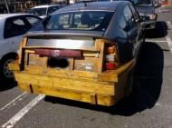 Wooden Repairs