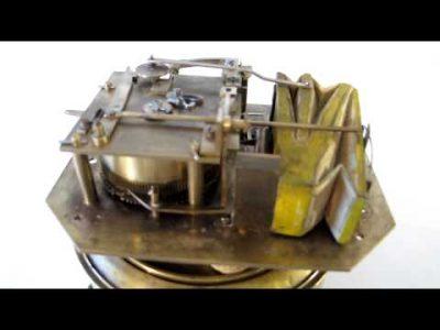 120 Year Old Mechanical Bird Song Machine