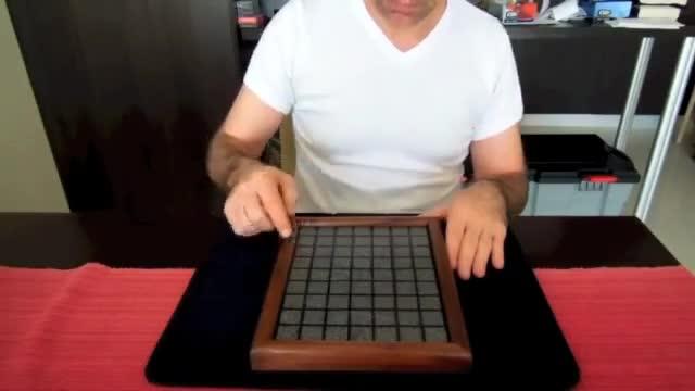 Checkered Grid Mind Trick