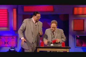 Penn & Teller Explain Cups & Balls - Video thumbnail