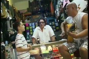 Young Brendan MacFarlane-Guitar Shop Owner thumbnail