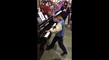 Costco Piano Whiz Kid