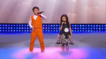 You Raise Me Up Sung by Two Kids with Phenomenal Voices!