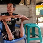 Unbelievable 68-Years Old Contortionist Grandfather