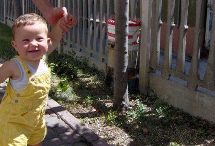 Adorable-Babys-First-Steps
