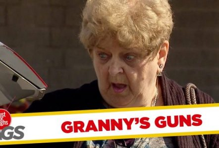 Badass-Granny-and-her-Guns