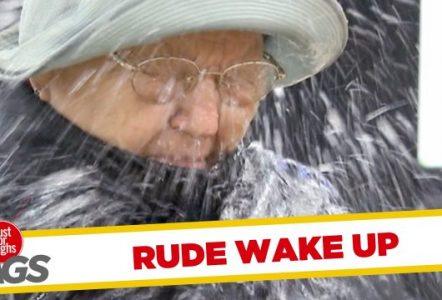 Granny-Gets-Woken-Up-with-Bucket-of-Water