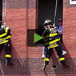 This Fireman Marriage Proposal Is Over the Top!
