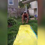 Slip N Slide Summer Fails