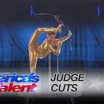 Brilliant Performance Earns Her the Golden Buzzer